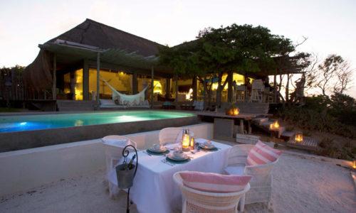 hotel azulik mozambico